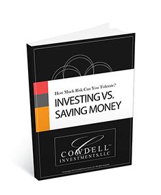 Investing vs Saving Money